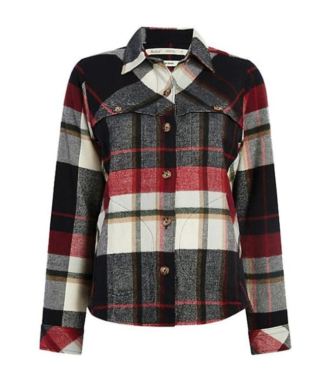 Woolrich W's Oxbow Bend Shirt Jac
