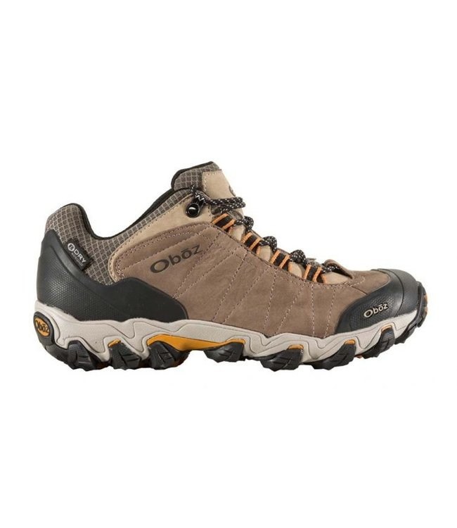 Oboz M's Bridger Low Waterproof