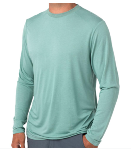 Free Fly M's Bamboo Lightweight Long Sleeve