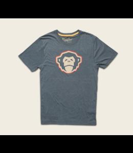 Howler Bros. Howler Bros. El Mono T-Shirt-Indigo