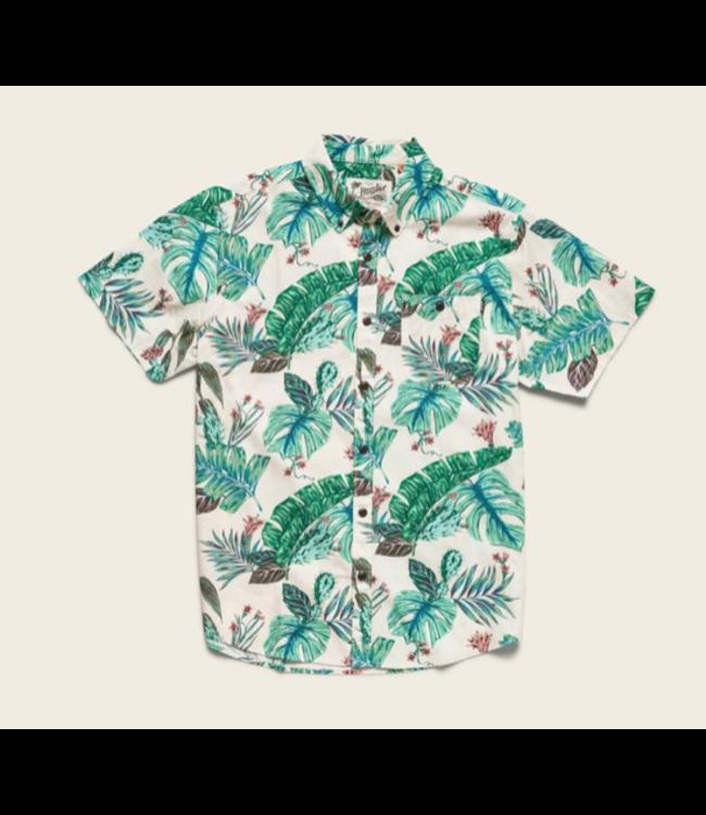 Howler Bros. Howler Bros Mansfield Shirt-Third Coast Print-Cream
