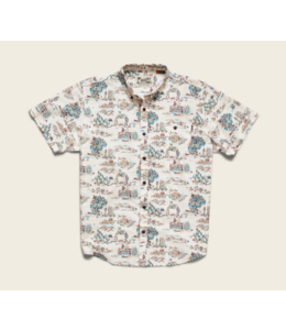 Howler Bros. Howler Bros.- Mansfield Shirt-Outpost Print