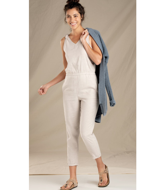 Toad & Co. Tara Hemp SL Jumpsuit