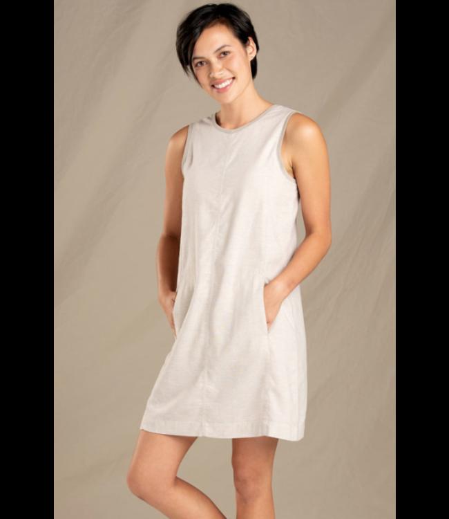 Toad & Co. Tara Hemp SL Dress