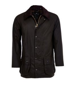 Barbour M's Classic Beaufort Wax Jacket