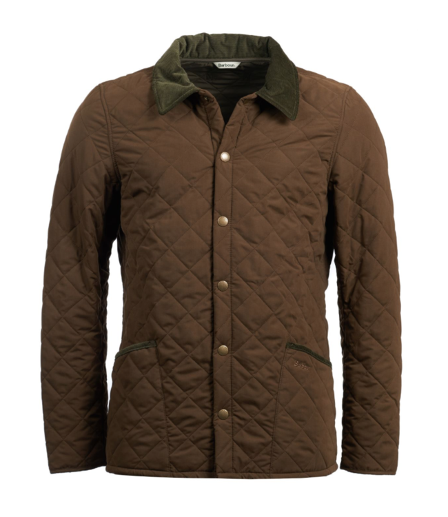 Barbour M's Bridle Quilt Jacket