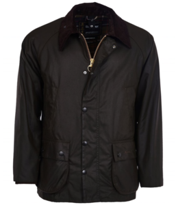 Barbour M's Classic Bedale Wax Jacket