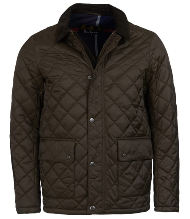 Barbour M's Diggle Quilt Jacket