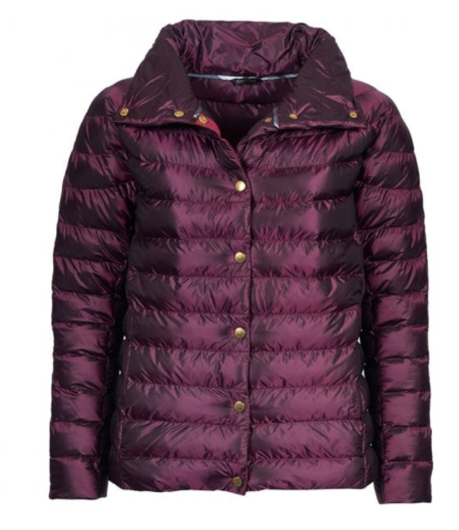 Barbour W's Aerielle Quilt Jacket