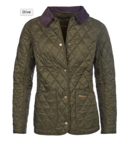 Barbour W's Annadale Quilt Jacket
