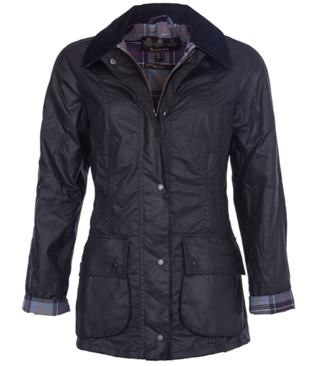 Barbour W's Beadnell Wax Jacket