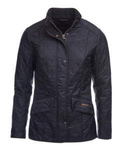 Barbour W's Cavalry Polarquilt Jacket