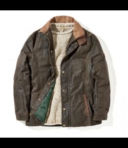 Dubarry M's Carrickfergus Waxed Cotton Jacket