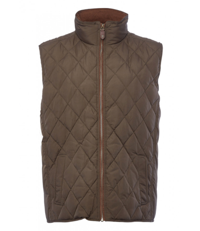 Dubarry M's Davis Quilted Gilet