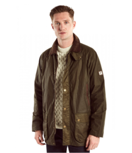Dubarry M's Mountbellew Wax Jacket