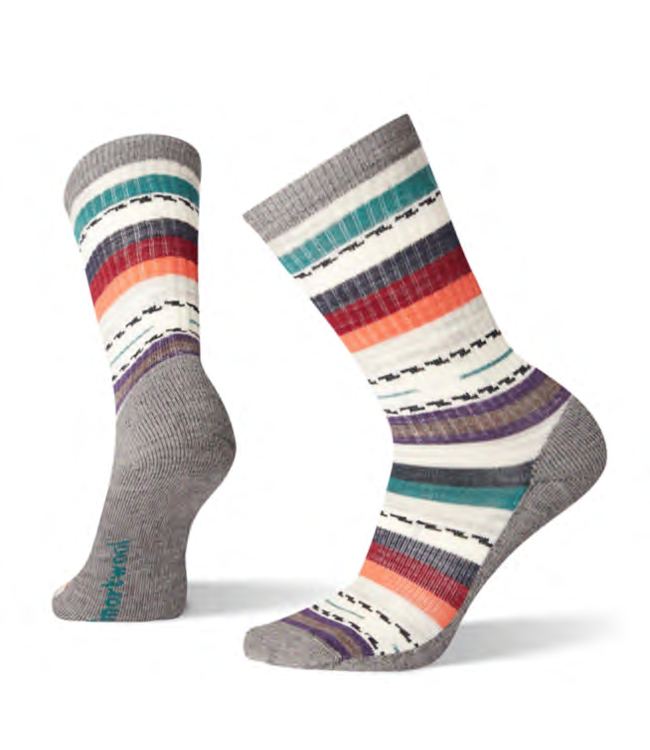 SmartWool Women's Hike Light Margarita Crew Socks