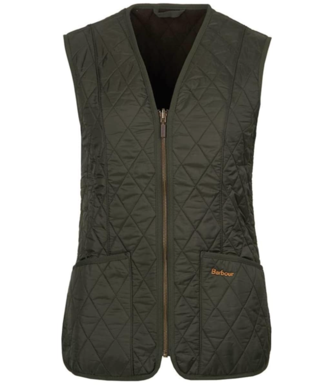 Barbour W's Fleece Betty Liner Vest