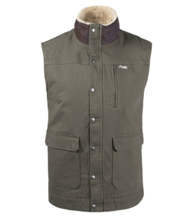 Mountain Khakis M's Ranch Shearling Vest