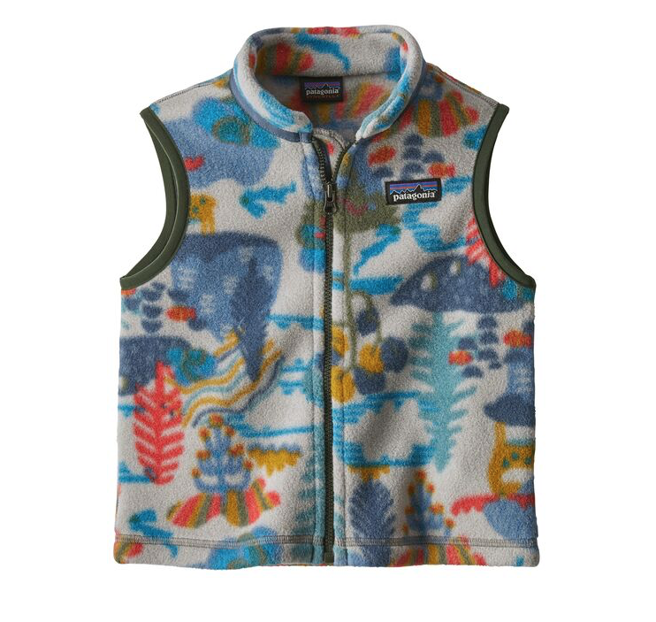 Baby Synchilla Fleece Vest Mountain Outfitters