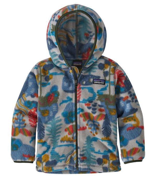 Baby Synchilla Fleece Cardigan Mountain Outfitters