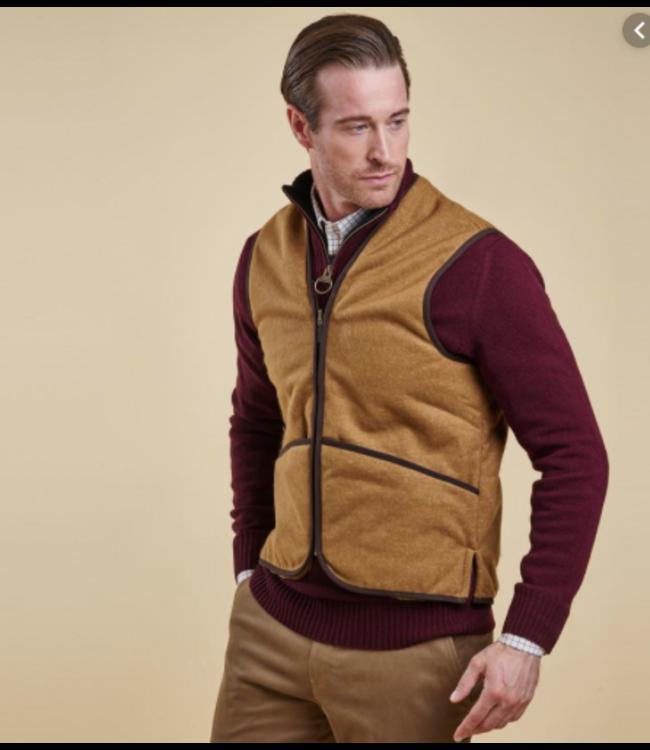 Barbour M's Warm Pile Zip-In Liner