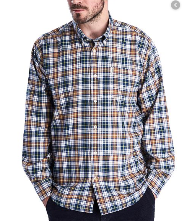 Barbour M's Thermo Lund Shirt