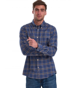 Barbour M's Highland Check 21 Tailored Shirt