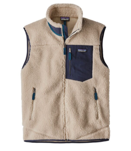 Patagonia M's Classic Retro-X Fleece Vest