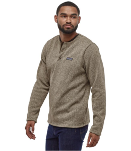 Patagonia M's Better Sweater Fleece Henley P/O
