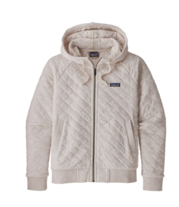 Patagonia W's Organic Cotton Quilt Hoody