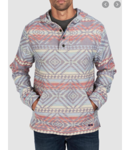Faherty M's Pacific Poncho