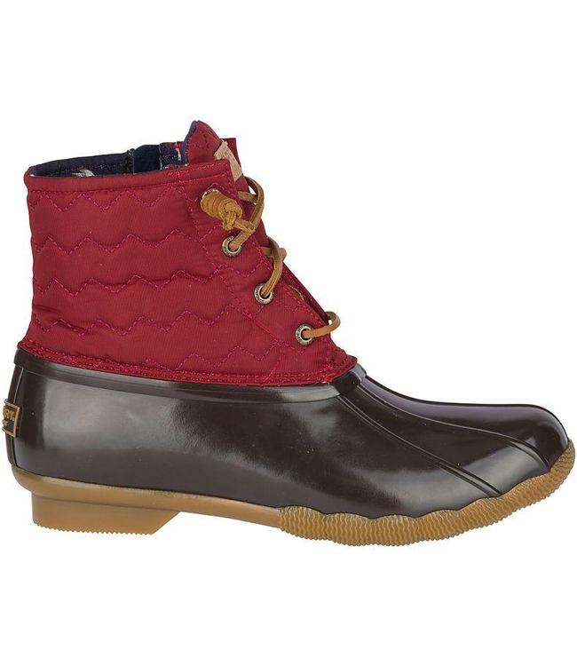 Sperry W's Saltwater Quilted Chevron Duck Boot