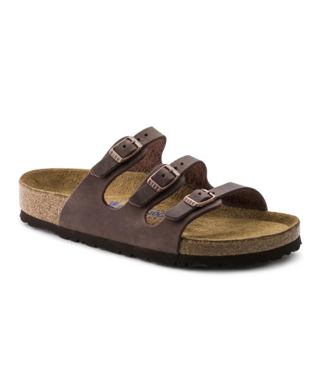 Birkenstock W's Florida Soft Footbed