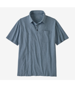 Patagonia M's Organic Cotton Lightweight Polo
