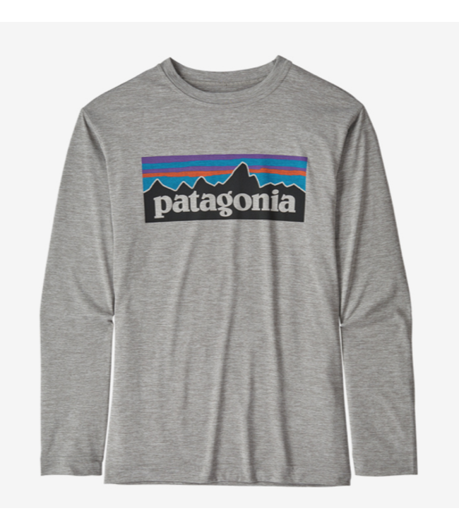 Patagonia Boys' L/S Capilene Cool Daily T-Shirt