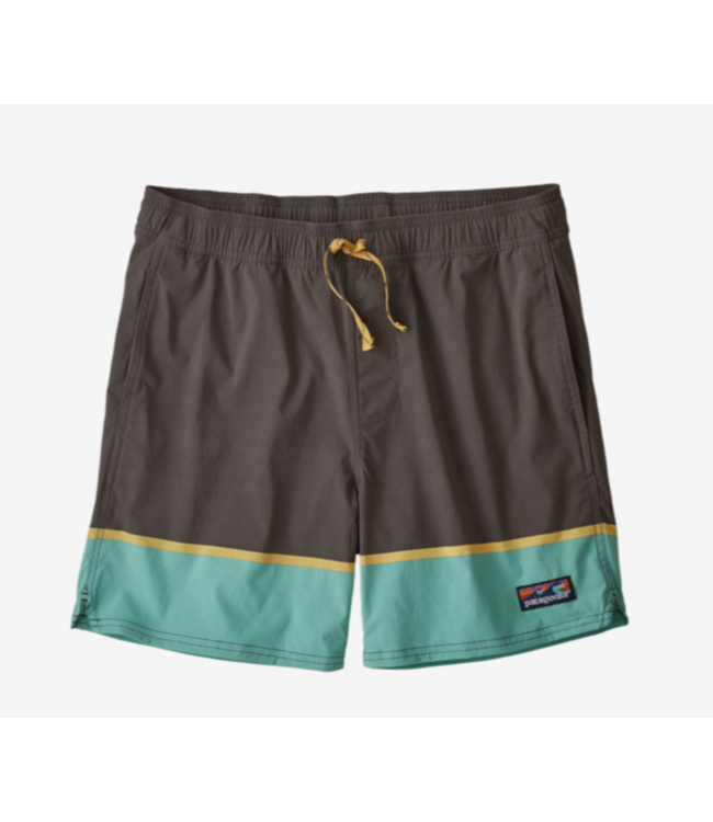 Patagonia M's Stretch Wavefarer Volley Shorts 16""
