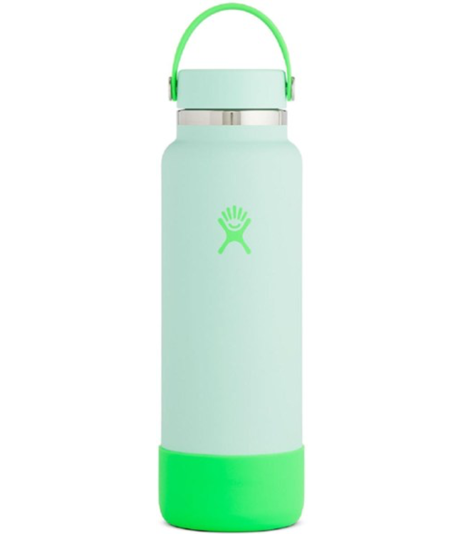 Hydroflask 40 oz. Wide Mouth w/ Flex Cap and Boot