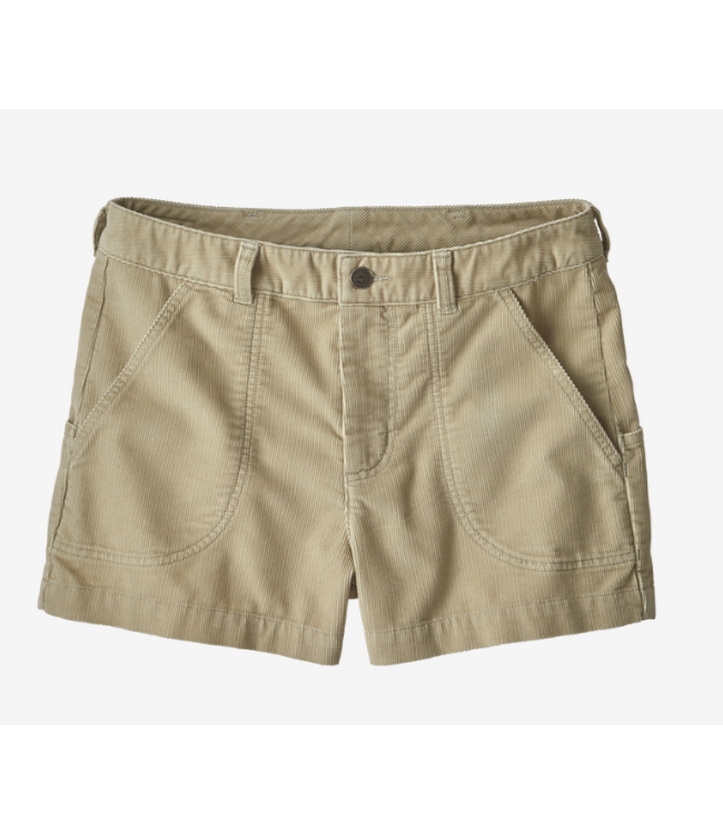 Patagonia W's Cord Stand Up Shorts 3in