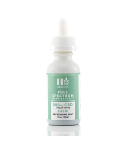 The Healthy Market 500mg Full Spectrum Tincture