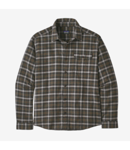 Patagonia M's L/S Lightweight Fjord Flannel Shirt