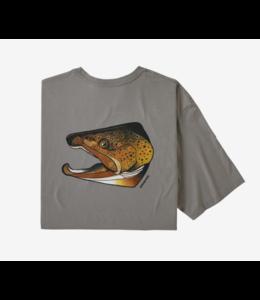 Patagonia M's Fish Noggins Organic T-Shirt