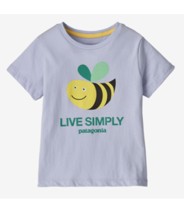 Patagonia Baby Live Simply Organic Cotton T-Shirt
