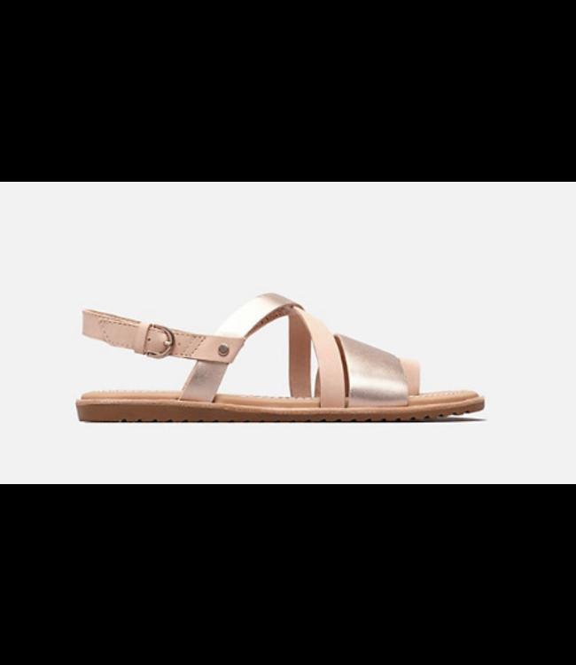 Sorel W's Ella Criss Cross Sandal