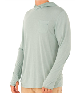 Free Fly M's Bamboo Lightweight Hoody