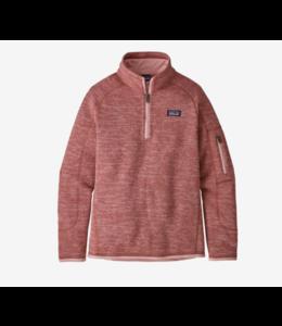 Patagonia Girl's Better Sweater 1/4 Zip Fleece