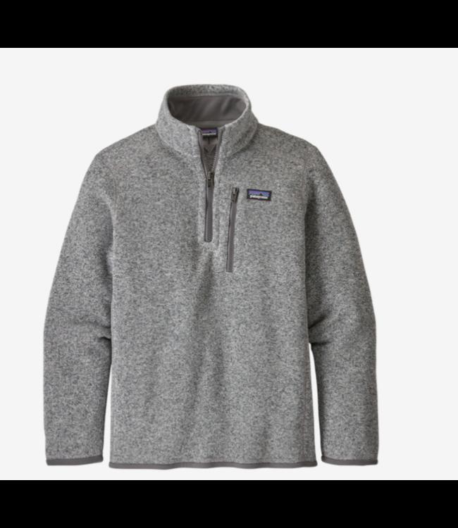 Patagonia Boy's Better Sweater 1/4 Zip Fleece