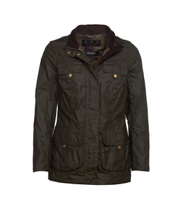 Barbour Barbour W's Defence LW Wax Jacket