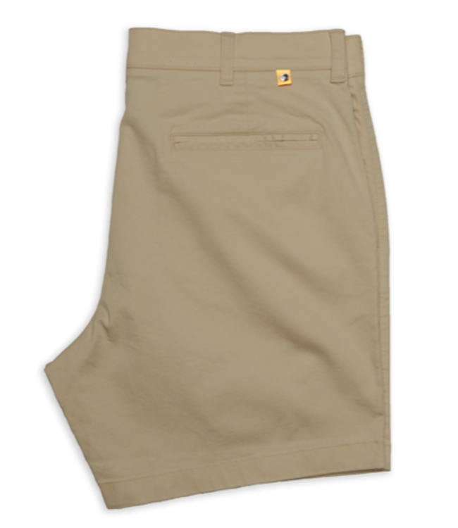 "DUCKHEAD M's 7"" Gold School Chino Short"