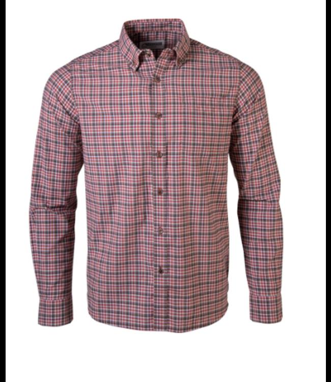Mountain Khakis M's Spalding Gingham Long Sleeve Shirt