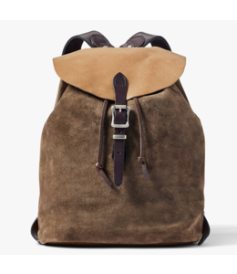 Filson Filson, Small Rugged Suede Backpack